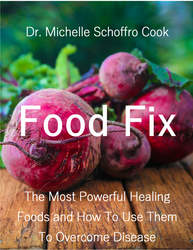 Food Fix The Most Powerful Healing Foods and How to Use Them to Overcome Disease by Dr. Cook