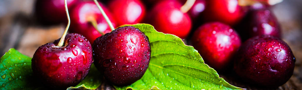 There are numerous benefits of eating cherries and drinking real cherry juice